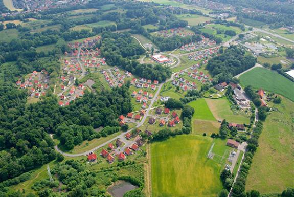 Luftbild | Ferienresort Bad Bentheim