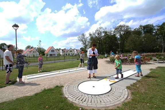 Minigolf | Ferienresort Bad Bentheim